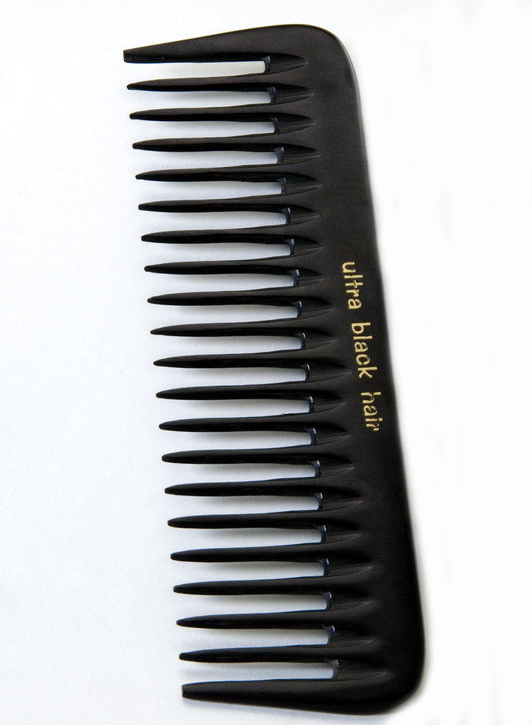 Wide Tooth Comb Hair Direction
