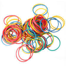 Rubber Bands (pack of 300)