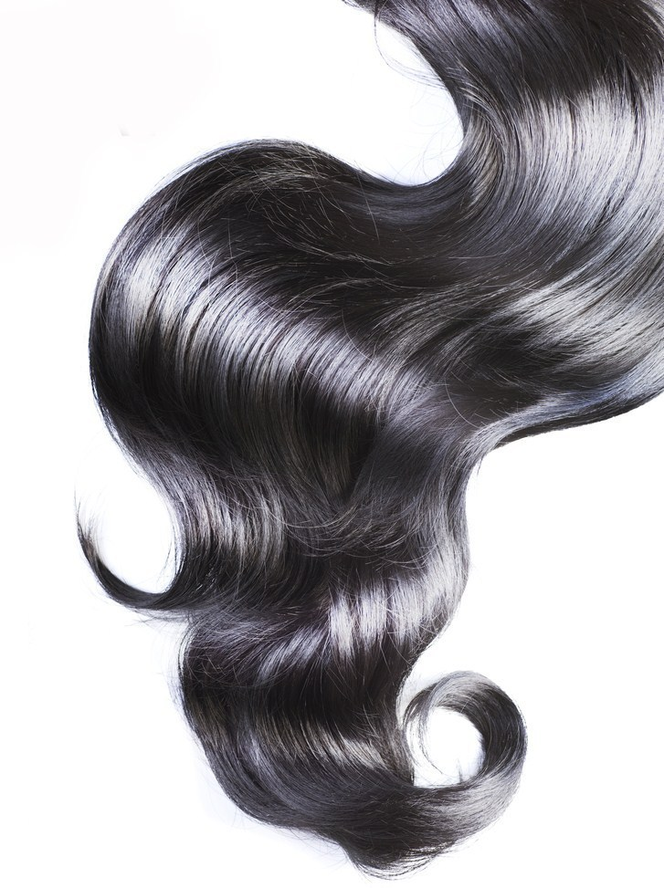 Asian Cuticle Weft Wavey 100g Hair Direction