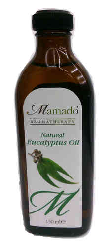 Eucalyptus oil 150ml (5fl oz)