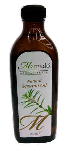 Sesame Oil 150ml (5fl oz)